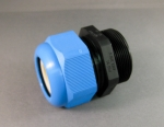 M20 EExi Cable Gland Assembly, Long Thread
